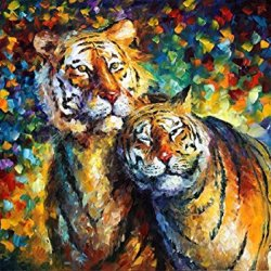 Sweetness Oil Paintings Modern Canvas Wall Art Decor For Home Decoration Palette Knife On Canvas 40 X 30 In Unframed