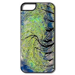 Cute Acase Twisted Tree Iphone 5 Cover