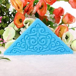 Lace Cake Mold Fondant Sugar Decoration