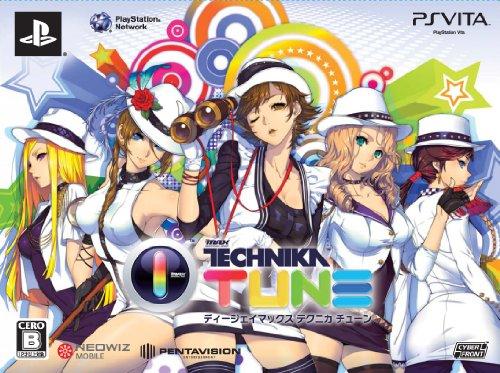 DJMAX TECHNIKA TUNE (限定版:ビジュアルブック&サウンドトラックCD 2枚組み&オリジナルストラップ同梱)
