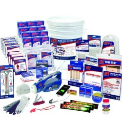 Er Emergency Ready 4 Person Ultimate Deluxe Survival Kit