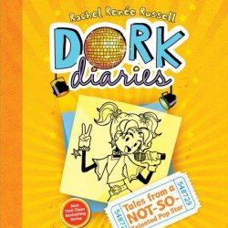 By Rachel Renç¸E Russell Dork Diaries 3: Tales From A Not-So-Talented Pop Star (Unabridged) [Audio Cd]