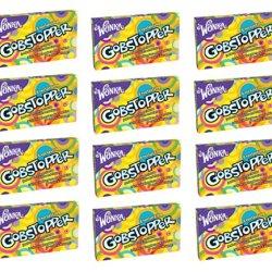 Wonka Everlasting Gobstopper Candy Dulce : 12 Packs Of 5 Oz - Tj
