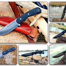 Tops Tex Creek Hunter Hunting And Survival Knife Tex-4