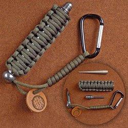 Stone River Gear Magnesium Firestarter/Striker And Diamond Coated Knife Sharpener Srg1Gsm