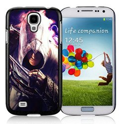 Diy Assassins Creed Desmond Miles Graphics Knife Hand Samsung Galaxy S4 I9500 Black Phone Case