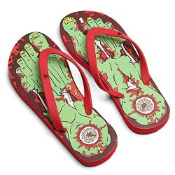 Zombie Flip Flops (Medium Size)
