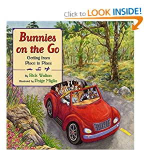 Bunnies on the Go: Getting from Place to Place