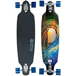 Sector 9 Natasha Downhill Division 40Inch Drop Through Complete Longboard
