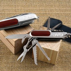Stainless Steel Multi-Function Pocket Knife