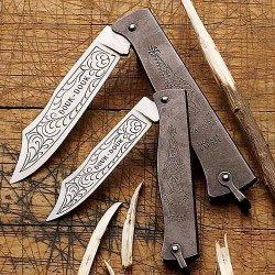 "The French ""Douk-Douk"" Knife - Set Of Douk-Douk Pocket Knives"