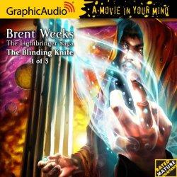 Lightbringer Saga 2: The Blinding Knife (1 Of 3)