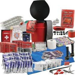 Emergency Zone Classroom Lockdown Survival Kit-Deluxe Model