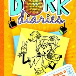 Dork Diaries 3 Book Collection Books 2, 3 , 3 1/2 (Tales From A Not So Popular Party Girl, Tales From A Not So Talented Pop Star, How To Dork Your Diary)