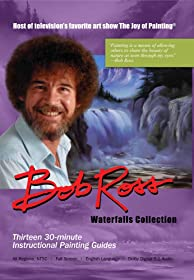 Bob Ross: Waterfall Collection