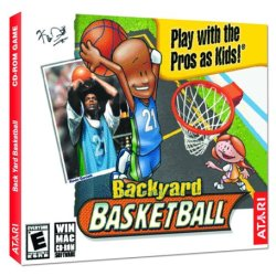 Backyard Basketball (Jewel Case) - Pc