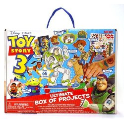 Toy Story 3 Box Of Projects