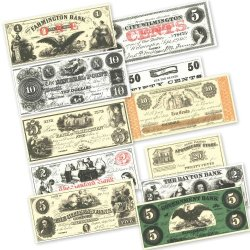Northern & Union Paper Money