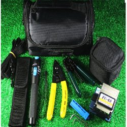 Fiber Optic Ftth Tool Kit Fc-6S Fiber Cleaver