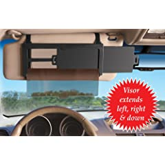 Car Sun Visor Extender Quick Shop