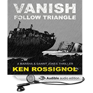 Follow Triangle - Vanish: Marsha & Danny Jones Thrillers, Book 4