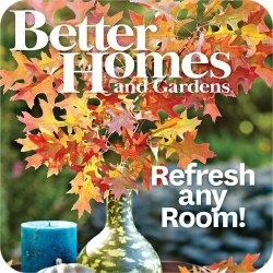 Better Homes And Gardens October 2013