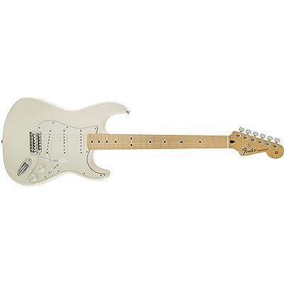 Fender Standard Stratocaster, Maple Fretboard - Arctic White