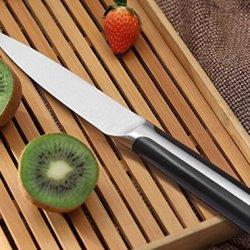 Motawator Fruit Carving Knife Stainless Steel Food Kitchen Knife Art Carve Lmlm-M1Rr21