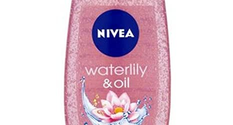 Nivea Bath Care Shower Water Lily Oil