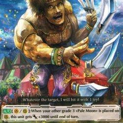 Cardfight!! Vanguard Tcg - Master Of Giant Flying Knives [Bt12/089En]