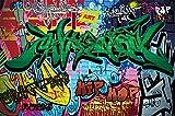 Comprar Papel pintado fotogr�fico Graffitti