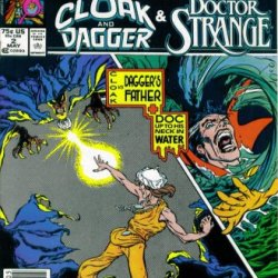 Strange Tales #2 : Featuring Cloak And Dagger & Doctor Strange