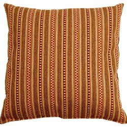 Dakotah Squanto Coffee Knife Edge Pillows, 17-Inch, Set Of 2