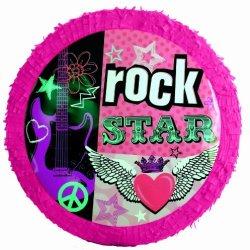 Rock Gir Pinata
