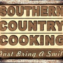 Country Restaurant Sign Barbecue Bbq Steak Diner Deli / Vintage Retro Kitchen Wall Decor 176