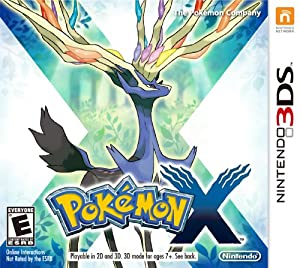 The Next Evolution in Pokemon comes to Nintendo 3DS.