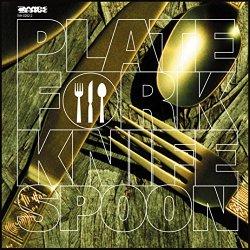 Plate Fork Knife Spoon [Vinyl]