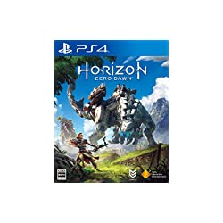Horizon Zero Dawn 初回限定版 - PS4