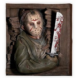 Friday The 13Th Jason Voorhees Wallbreaker Party Decoration