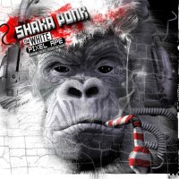 Shaka Ponk-The White Pixel Ape (Smoking Isolate To Keep In Shape)-2014-JUST