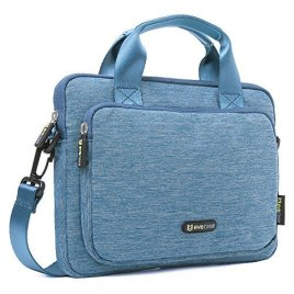 Evecase-Universal-Laptop-and-Tablet-Suit-Fabric-Messenger-Bag