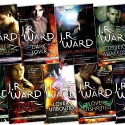 Black Dagger Brotherhood By J.R Ward 9 Books Set Pack Collection