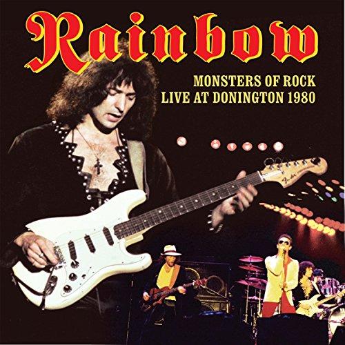 モンスターズ・オブ・ロック~ライヴ・アット・ドニントン 1980【初回限定盤2CD+DVD】