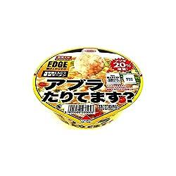 エースコック EDGE 鬼背脂とんこつ醤油ラーメン 140g×12個