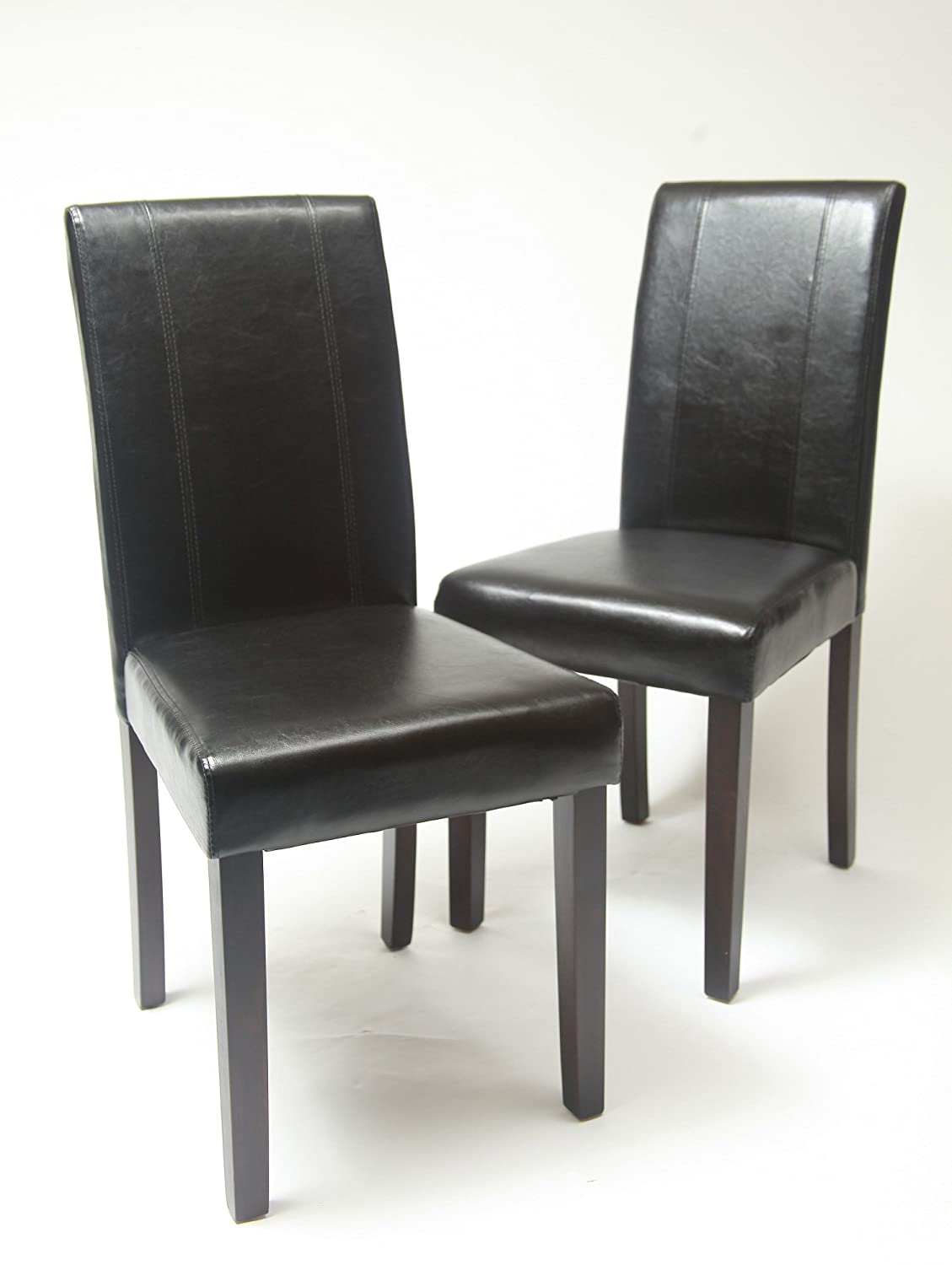 big kitchen chairs for heavy people amazon kitchen chairs Roundhill Solid Wood Padded Chair
