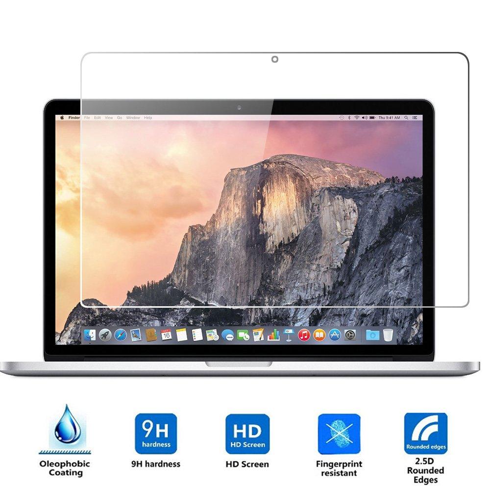 Macbook pro 13.3 retina display 保護シートガラスフィルム
