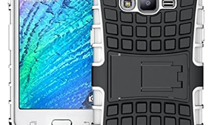 Hard Dual Rugged Armor Hybrid Bumper Back Case Cover