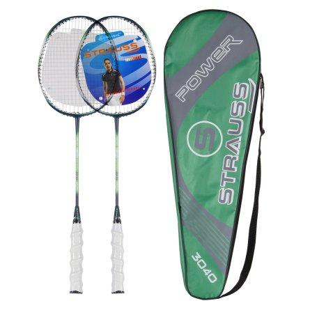 Strauss Nano Spark Badminton Racquet