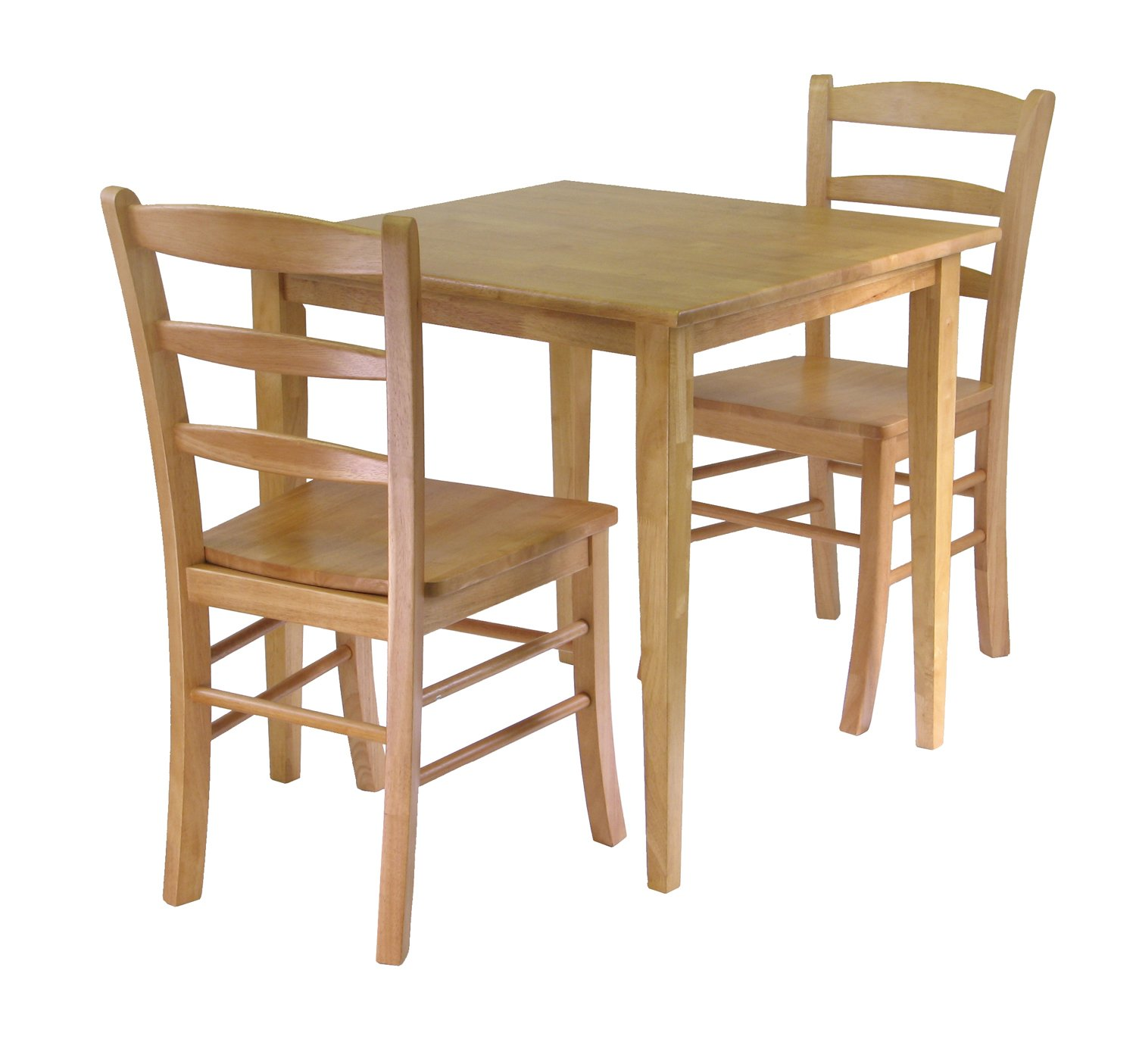 small kitchen table sets small square kitchen table 3 Piece Wood Dining Set