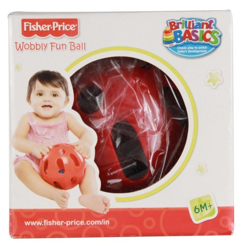 Fisher Price Wobbly Fun Ball